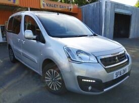 2016 Peugeot Partner Tepee Active 1.6 B-Hdi S/S