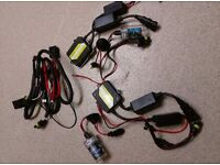 HID Kit & Relay Harness