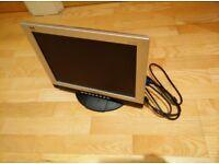 ViewSonic LCD Monitor 15 inch VG500