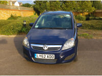 Vauxhall Zafira 2012 | MOT April 2017 | 70k MIles | *PCO* | For Sale £4750 ONO