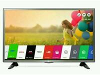 LG 32LH570U Silver - 32inch LED Smart TV with Freeview HD