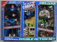 Special Collector Edition The Corps Elite Action Figures Soldiers Complete Repacked in original box