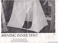Inner Tent For Caravan Awning