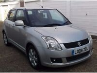 2008 Suzuki Swift 1.5 GLX Auto 5dr F.S.H LOW MILES 6 MONTHS WARRANTY PX WELCOME