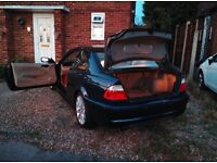 Selling my Bmw 320ci 2003 facelift