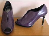 Ladies shoes, sandals and boots, size 4, mostly NEW. £3 - £8 per pair.