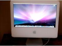 Apple iMac G5 - 1.6 + 1gb + 250gb + OSX + MsOffice - FULL WORKING CONDITION - Bargain at £40