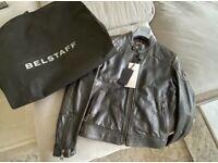 Belstaff Outlaw Leather Jacket Black BNWT