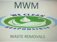 Waste removals domestic/industrial