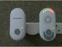 Motorola MBP8 Baby Monitor Like New