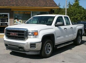 2014 GMC Sierra 1500 4X4 4.3L HITCH AND LINER