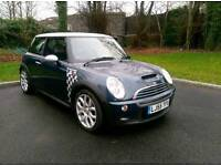 Mini Cooper S Checkmate 2005 55 Reg Supercharged Full Service History