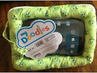 Doodles tablet cushion