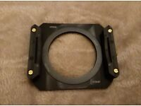 Formatt Hitech 100mm Filter Holder + Wide Angle 77mm step adaptor
