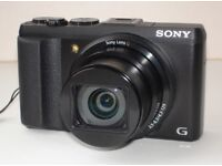 Sony Cyber-shot DSC-HX50 20.4MP Digital Camera -30X Zoom