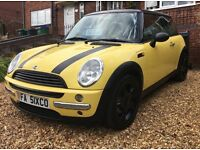 Mini One (Panoramic Roof) Excellent condition for age (Lots of history & receipts)