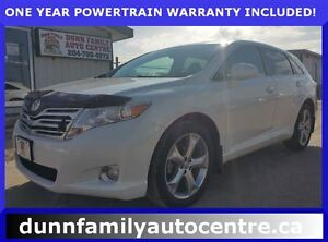 2011 Toyota Venza V6 AWD LOADED!