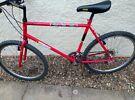 Vintage kona mountain bike