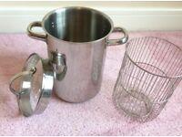 Kitchen Craft Stainless Steel Asparagus Steamer