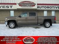 2014 GMC Sierra 1500 Alloy Metallic SLE Crew Z71 Off Road 4x4, 5