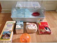 Gerbil/hamster home/habitat ONO