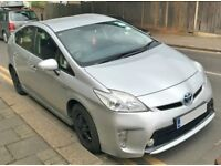 PCO/Taxi Car Hire - Toyota Prius - £190 per week - With Insurance - Uber/Taxi Ready