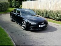 Audi A4 2.0 TDI Black Edition 4dr