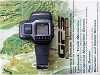 Casio ProTrek GPS watch - model 1840 or PRT-1GP - mint condition, original box & packing