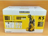Karcher K5 X Range Pressure Washer -BRAND NEW, FACTORY SEALED-