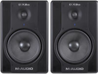 M-Audio BX8a Deluxe 130W for sale