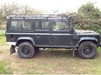 Land Rover Defenders wanted!