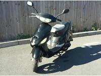 Moped 49cc 12 MONTH MOT