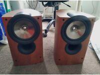 KEF iQ-3 bookshelf speakers
