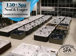 Liquidation Spa St-Jerome 5ans Garantie&Livraison 150+ SPA. GAGNEZ VOTRE ACHAT