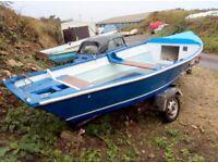 Falmouth Bass Boat 16FT