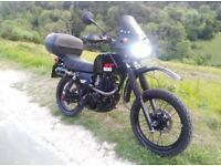 Yamaha XT500 Custom: Extraordinary machine with highest quality upgrades & performance mods