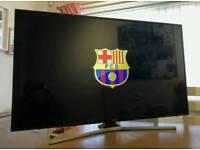 50in Samsung 4K HDR UHD SMART TV FREEVIEW HD WI-FI WARRANTY