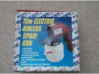 Screwfix 75W Electric Airless Spray Gun