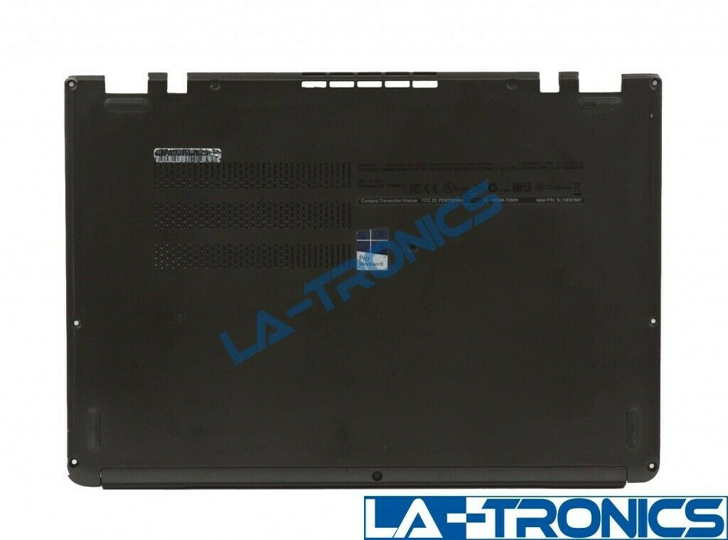 Genuine Lenovo ThinkPad Yoga 12 S1-S240  Bottom Cover 00HT846 AM10D000A00