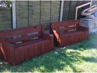 Garden Sofas Brand New x 2 for £70