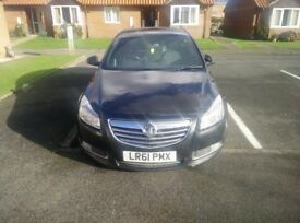 Vauxhall insignia sri with sat nav