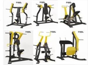 Free Shipping coupon code is eSPORT NEW eSPORT BRUTE STRENGHT (Converging Axis) PLATE LOADED TECHO SERIS FROM $1995