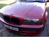 BMW 3 SERIES 1.9 318i SE 4dr GREAT CONDITION