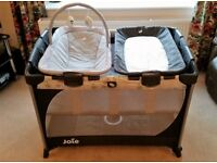 Joie Baby Cot System - Excellent Condition - RRP £160
