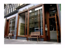 Chef De Partie required for West End Glasgow Restaurant