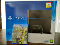 Brand New PS4 + Latest Fifa 17 ,Get ready for Christmas, Bargain!