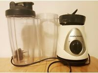 Cheap Morphy Richards blender with free gift! Only before 25th
