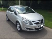 2008 Vauxhall Corsa 1.2 SXi – Low milage, full service history, 12months MOT, well looked after