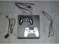 PS4 500GB with an account and 10 Paid games. Message me for any details. Also check description.