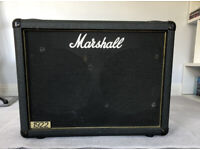 Marshall 1922 2x12 Cab loaded with Celestion G12-65's + Roqsolid Nylon Cover
